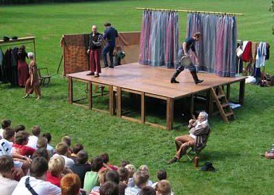 Theatre a l ecole