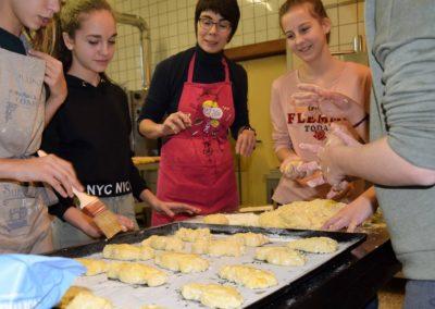 La cuisine au Collège d'Alzon